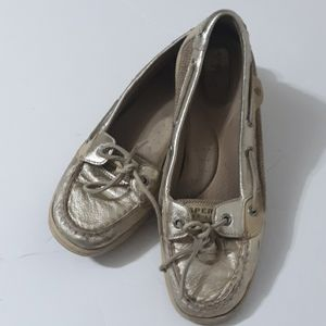 SPERRY Top Slider Boat Loafers Flat Shoes